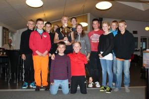 Bymatch junior vinder 2013